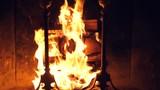 feu de cheminée - 177265791