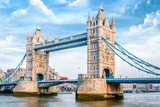 Fototapeta Londyn - London Tower Bridge am Tag © refresh(PIX)