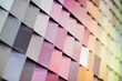 Quadro Designer Professional Palette catalog of colors for choosing the desired shade
