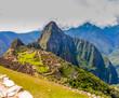 Machu Picchu in daylight