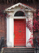 GEORGIAN DOORS - DUBLIN, IRELAND - 177294334