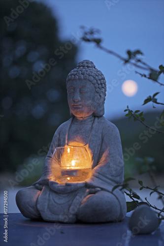 Fotobehang Zen jardin zen asie calme
