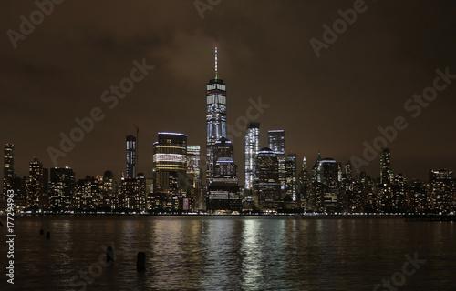 Foto op Aluminium New York New York Skyline