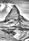 Alpine Matterhorn and Zermatt