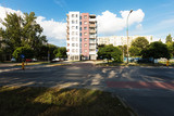Residential area in Warsaw - 177396576