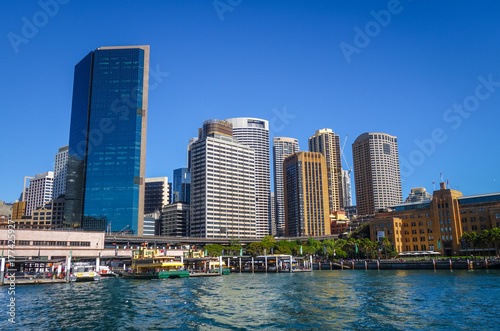 Fotobehang Sydney Sydney Harbour, Australia