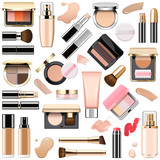 Vector Face Makeup Cosmetics - 177431912