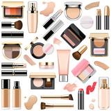 Vector Face Makeup Cosmetics - 177431912