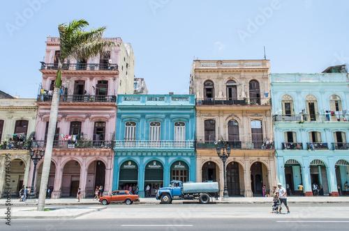 Colorful Havana Cuba