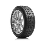 Car wheel on white background. - 177470942