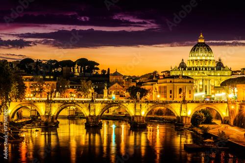 Foto op Plexiglas Rome Roma
