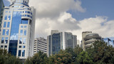 Office Buildings From Maslak District, Istanbul, Turkey - 177517970