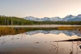 Bierstadt Lake, Rocky Mountains, Colorado, USA. - 177526108
