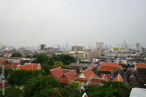 Bangkok Reisefoto Weltreise Poster