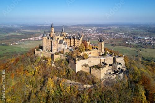 Burg Hohenzollern Poster