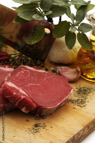 Foto op Plexiglas Steakhouse 177579715