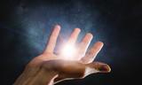 Light of hope and faith - 177588124