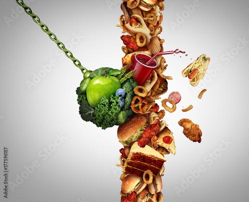 Nutrition Detox Concept © freshidea