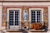 Cascais - Balkon des Rathauses; Portugal