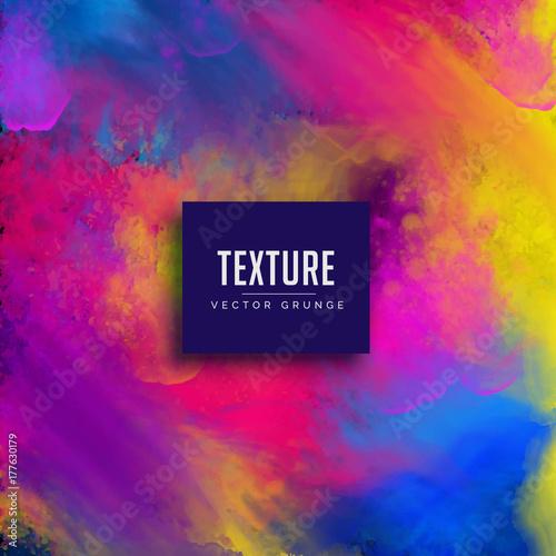 wektorowa akwarela tekstury tła ilustracja