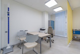 Modern gynecological office interior