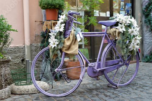 Fotobehang Fiets bicycle