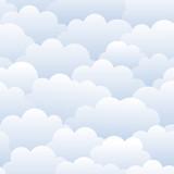 Fototapety Blue clouds