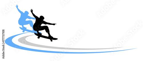 Aluminium Skateboard Skateboard - 54