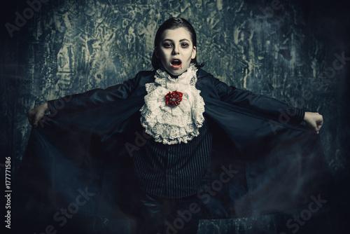 boy dark vampire Poster