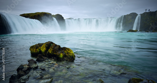 Godafoss in Iceland Photo by Ruffi