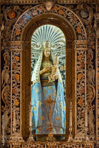 Papiers peints Palerme Cathédrale de Monreale, Palerme, Sicile