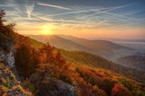 Sonnenaufgang, Hohenstein, Süntel