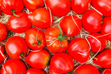 Ancient Provencal french tomatoes on the street market - 177833912