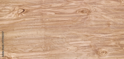 Tuinposter Hout Wood texture panel background a wooden table top view
