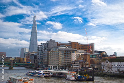 Foto op Plexiglas London View of london,England