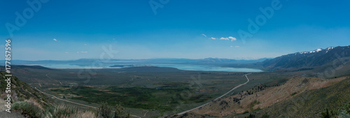 Papiers peints Photos panoramiques Mono Lake Panorama Overlook