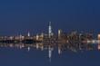 New York City Skyline Reflections