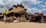 Real Wild West Cowboy Town