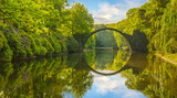 Rakotz bridge in Kromlau