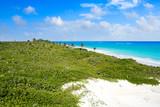 Mahahual Caribbean beach in Costa Maya - 177890393