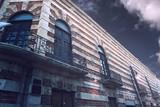 Merida city facades of Yucatan Mexico - 177893192