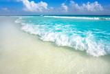 Tulum Caribbean beach in Riviera Maya - 177904905
