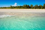 Riviera Maya Caribbean beach turquoise Mexico - 177912159