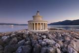 Morning at the Lighthouse of Saint Theodoroi near the town of Argostoli on Kefalonia island in Greece.  - 177951954
