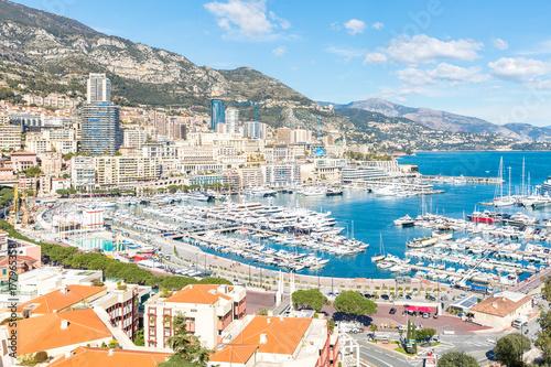 Fotobehang Formule 1 Monaco Monte Carlo