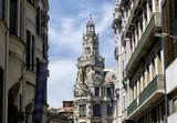 Porto. City landscape. places of Interest. Attractions. - 177977545