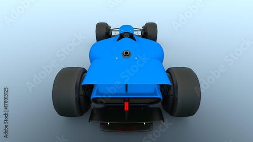 Foto op Plexiglas F1 レーシングカー