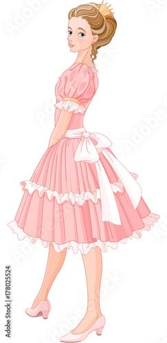 Papiers peints Magie Cute Princess