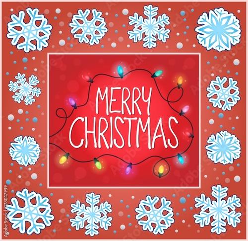 Papiers peints Enfants Christmas ornamental greeting card 7