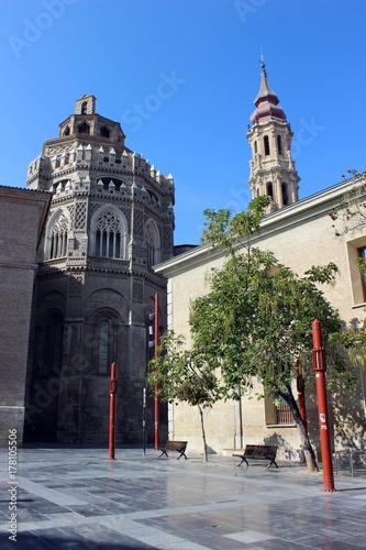 La Seo, Zaragoza, Spain.